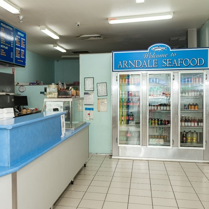 Arndale Seafood Fish & Chips square