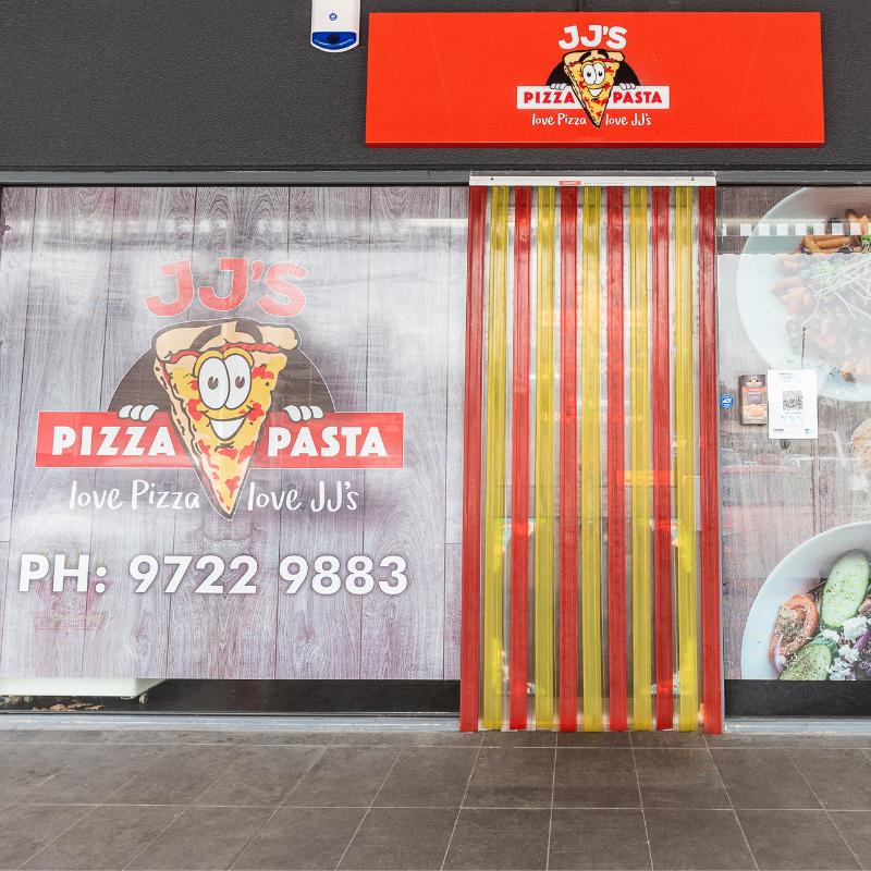 Civic Square - JJ's Pizza